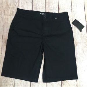 Hurley Shorts - Hurley Men's One & Only Chino Walkshorts Size 32